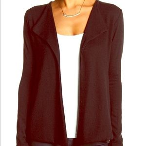 Romeo & Juliet Couture open front cardigan sweater
